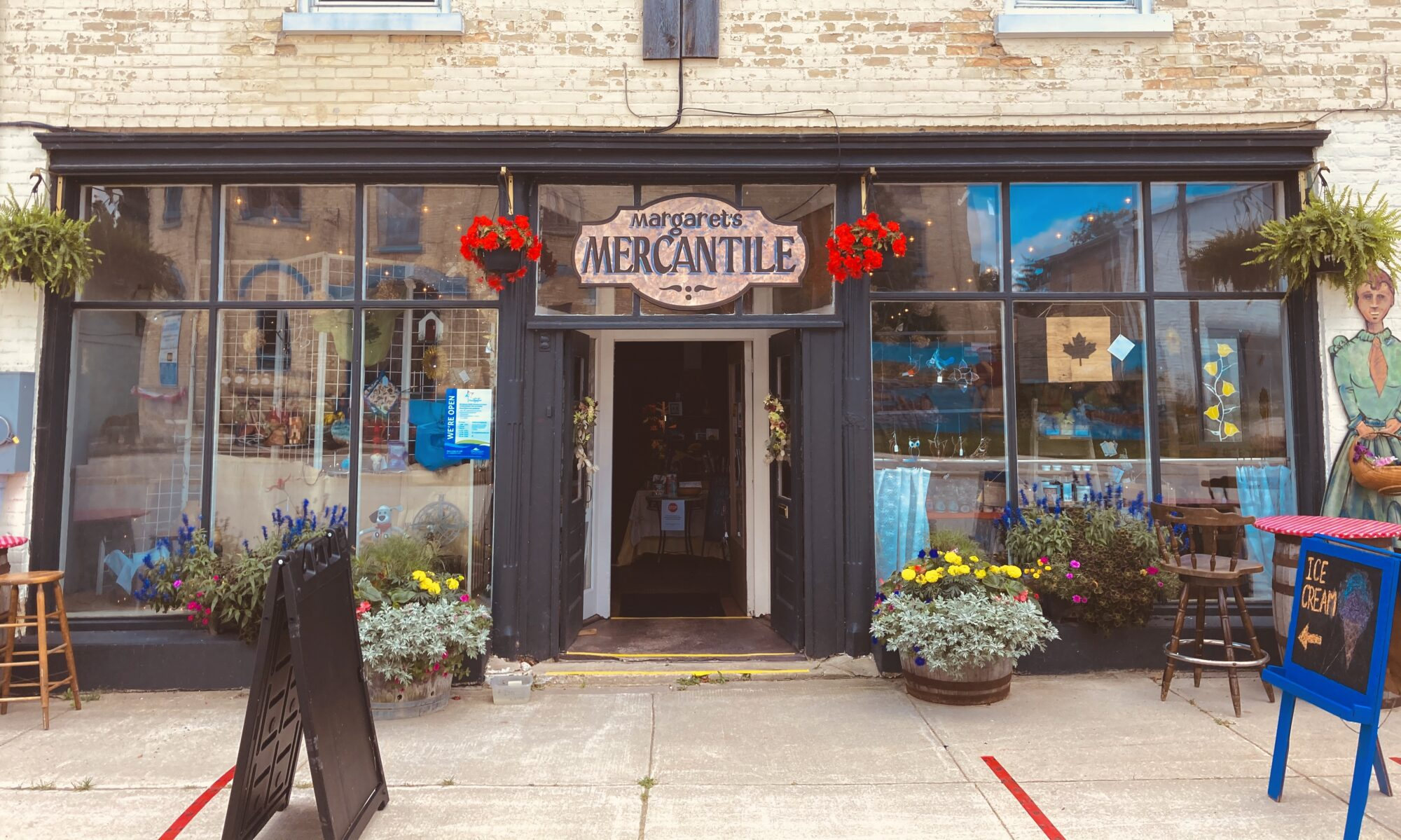 Welcome to Margaret's Mercantile!
